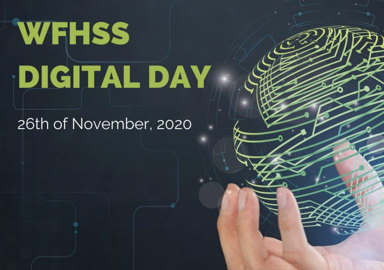 WFHSS Digital Day - 26 November 2020
